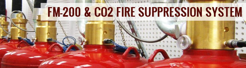 Automatic Fire Suppression System