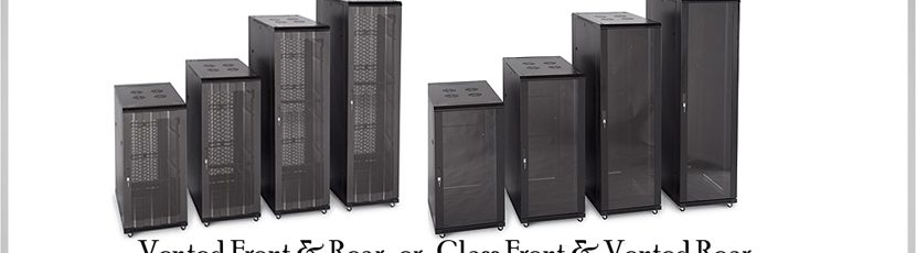 Network/Server Rack, PDU & ATS