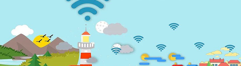 Wireless Solutions for Intelligent Building