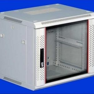 6U Glass Door Cabinet