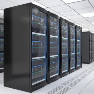 Server Rack for Data Center