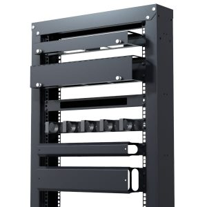 Toten Open Rack & Cable Managers