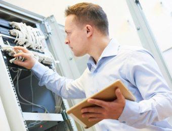 man-checking-server-cables