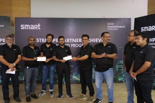 HPE Partners Award Achievers